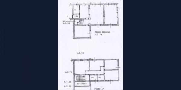 Villa in vendita a Siena, Con giardino, 250 mq - Foto 16
