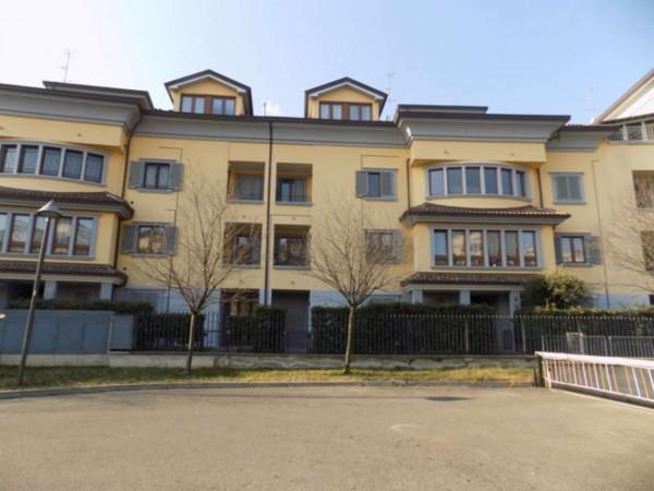 Appartamento in vendita a Senago, Castelletto Centro, 95 mq - Foto 3