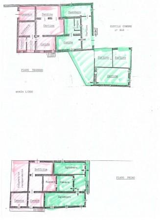 Rustico/Casale in vendita a Cigliè, Merluzzi, Con giardino, 220 mq - Foto 2