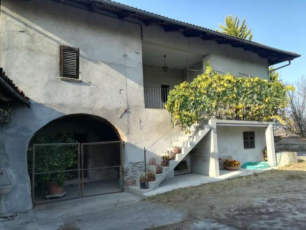 Rustico/Casale in vendita a Cigliè, Merluzzi, Con giardino, 220 mq - Foto 5