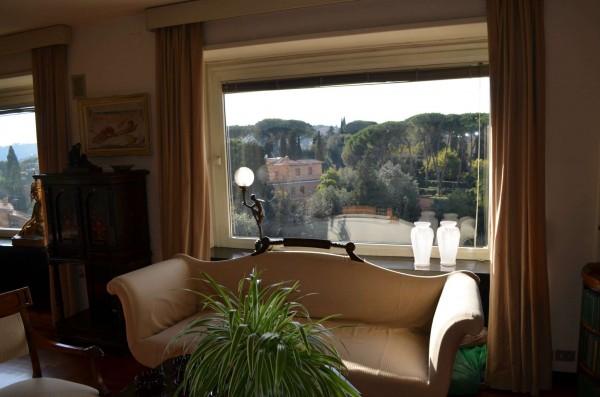 Appartamento in vendita a Roma, Vigna Clara- Camilluccia - Cassia, Con giardino, 318 mq - Foto 22