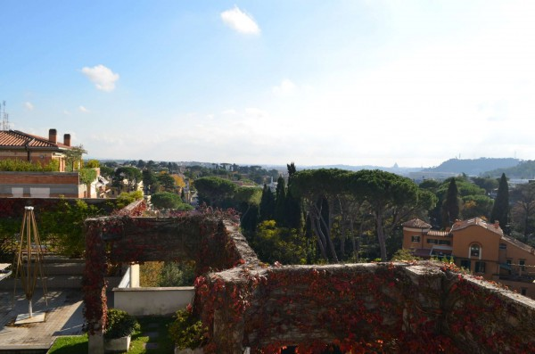 Appartamento in vendita a Roma, Vigna Clara- Camilluccia - Cassia, Con giardino, 318 mq - Foto 2
