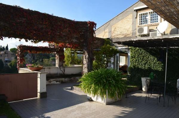 Appartamento in vendita a Roma, Vigna Clara- Camilluccia - Cassia, Con giardino, 318 mq - Foto 9