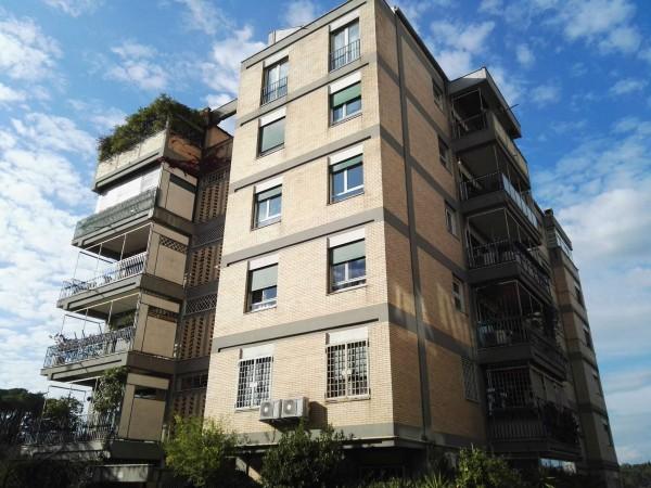 Appartamento in vendita a Roma, Vigna Clara- Camilluccia - Cassia, Con giardino, 318 mq