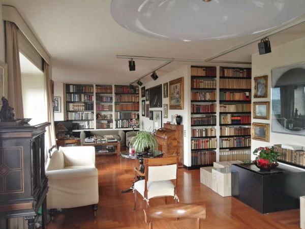 Appartamento in vendita a Roma, Vigna Clara- Camilluccia - Cassia, Con giardino, 318 mq - Foto 18