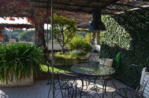 Appartamento in vendita a Roma, Vigna Clara- Camilluccia - Cassia, Con giardino, 318 mq - Foto 11