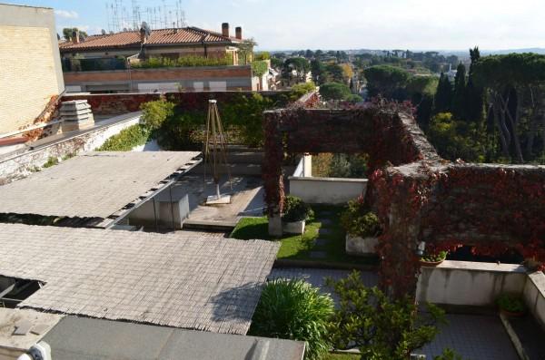 Appartamento in vendita a Roma, Vigna Clara- Camilluccia - Cassia, Con giardino, 318 mq - Foto 6