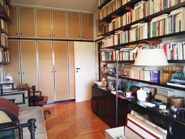 Appartamento in vendita a Roma, Vigna Clara- Camilluccia - Cassia, Con giardino, 318 mq - Foto 16