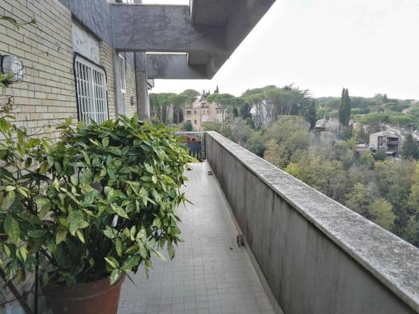 Appartamento in vendita a Roma, Vigna Clara- Camilluccia - Cassia, Con giardino, 318 mq - Foto 7