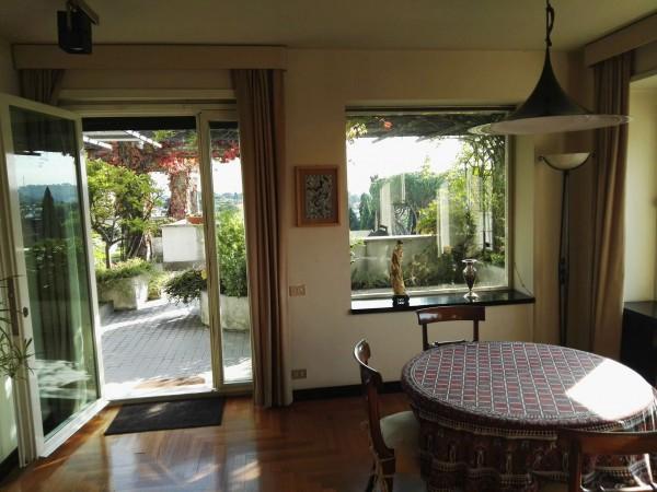 Appartamento in vendita a Roma, Vigna Clara- Camilluccia - Cassia, Con giardino, 318 mq - Foto 19