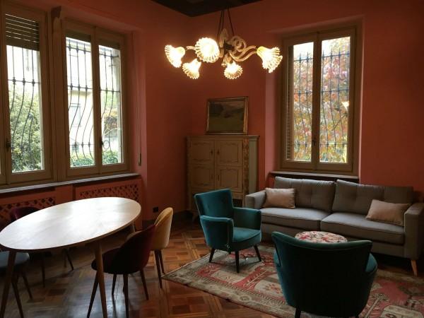 Appartamento in affitto a Torino, Arredato, con giardino, 120 mq - Foto 19