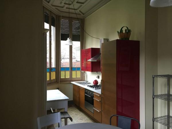 Appartamento in affitto a Torino, Arredato, con giardino, 120 mq - Foto 15