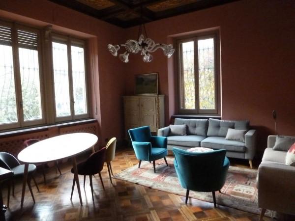 Appartamento in affitto a Torino, Arredato, con giardino, 120 mq - Foto 5