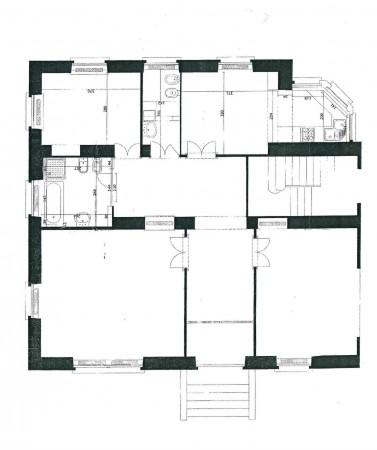 Appartamento in affitto a Torino, Arredato, con giardino, 120 mq - Foto 2