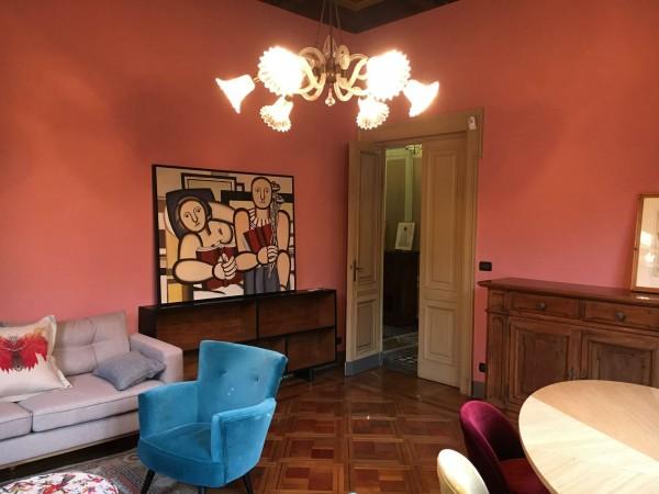 Appartamento in affitto a Torino, Arredato, con giardino, 120 mq - Foto 18