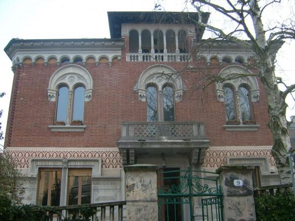 Appartamento in affitto a Torino, Arredato, con giardino, 120 mq
