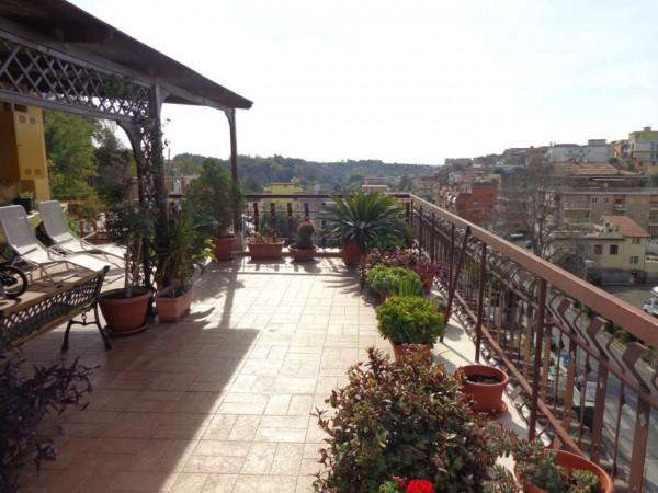 Appartamento in vendita a Roma, Montespaccato, 110 mq