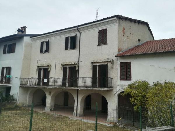 Rustico/Casale in vendita a Niella Tanaro, Poggio, Con giardino, 180 mq - Foto 1