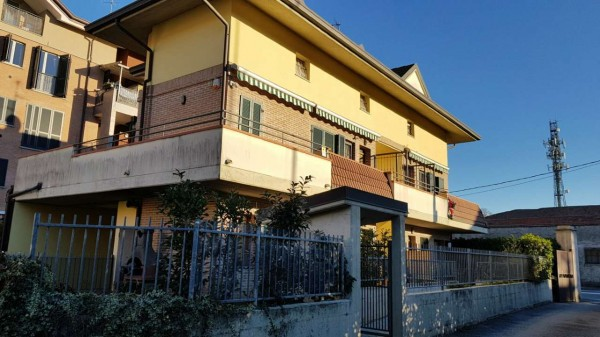 Appartamento in vendita a Lissone, Rutunda, Con giardino, 55 mq