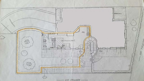 Appartamento in vendita a Lissone, Rutunda, Con giardino, 55 mq - Foto 14
