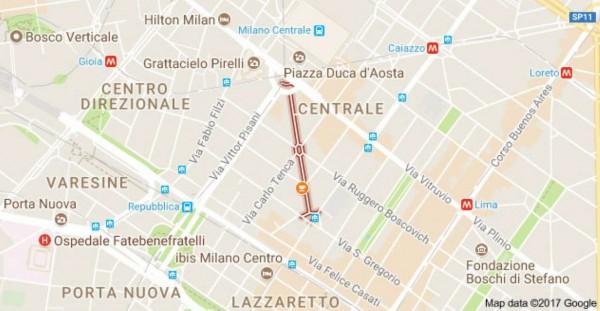 Locale Commerciale  in vendita a Milano, Repubblica, 500 mq - Foto 5