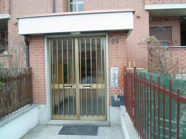Appartamento in vendita a Vinovo, Con giardino, 146 mq - Foto 3