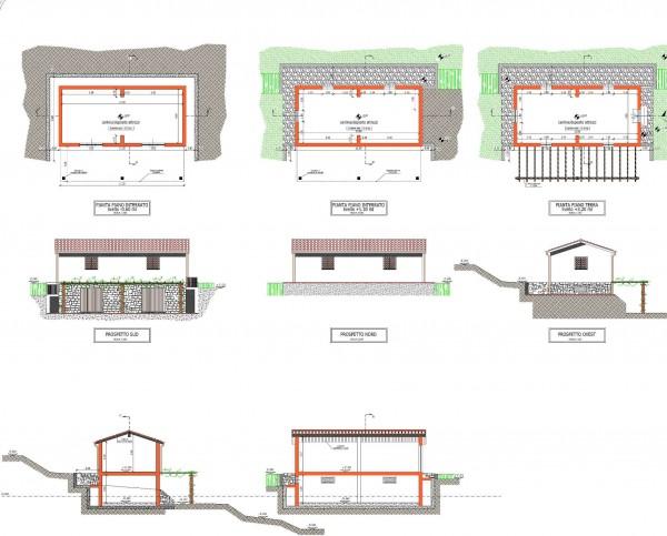 Villa in vendita a Arcola, Romito, Con giardino, 100 mq - Foto 26
