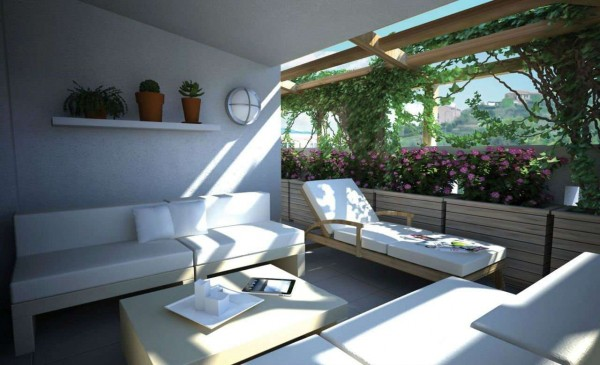 Villa in vendita a Arcola, Romito, Con giardino, 100 mq - Foto 14