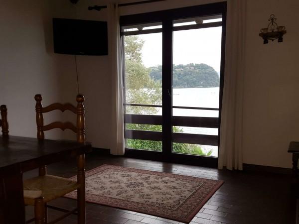 Appartamento in affitto a Ispra, Girolo, Arredato, con giardino, 70 mq - Foto 27