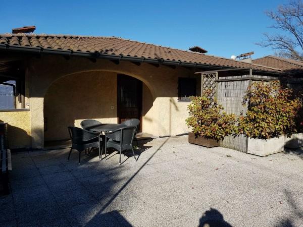 Appartamento in affitto a Ispra, Girolo, Arredato, con giardino, 70 mq - Foto 23