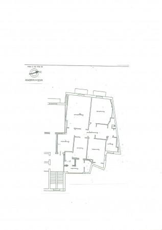 Appartamento in affitto a Varese, Centro, Arredato, 120 mq - Foto 2