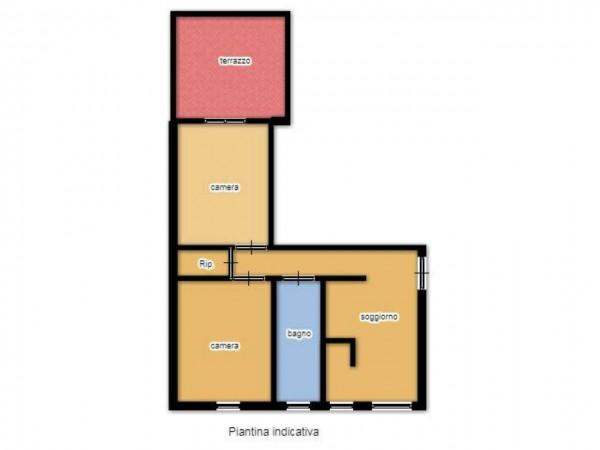 Appartamento in vendita a Senago, Centrale, 90 mq - Foto 2