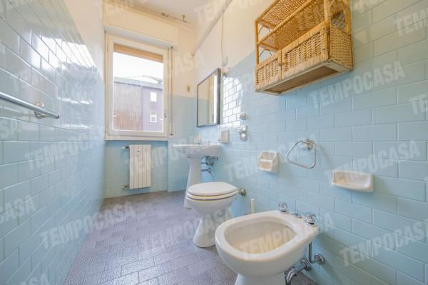 Appartamento in vendita a Milano, Affori, Con giardino, 130 mq - Foto 5