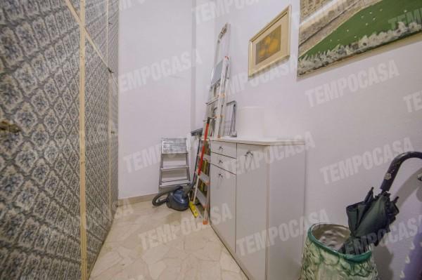 Appartamento in vendita a Milano, Affori, Con giardino, 130 mq - Foto 3