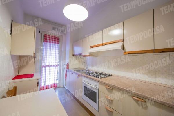Appartamento in vendita a Milano, Affori, Con giardino, 135 mq - Foto 22