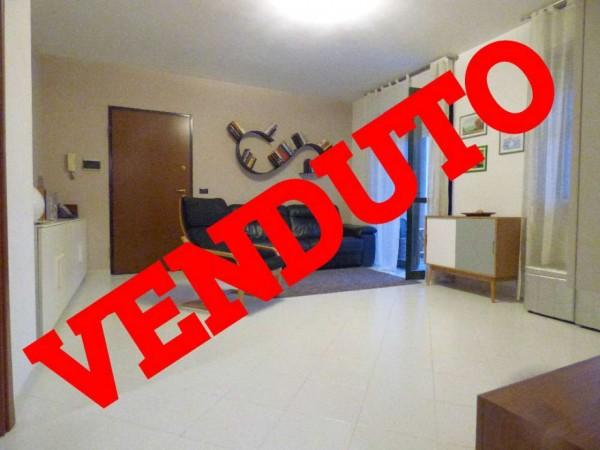 Appartamento in vendita a Borgaro Torinese, Con giardino, 100 mq