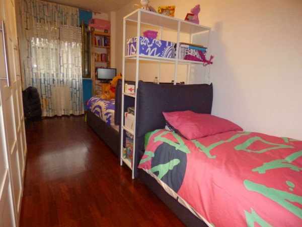 Appartamento in vendita a Borgaro Torinese, Con giardino, 100 mq - Foto 13
