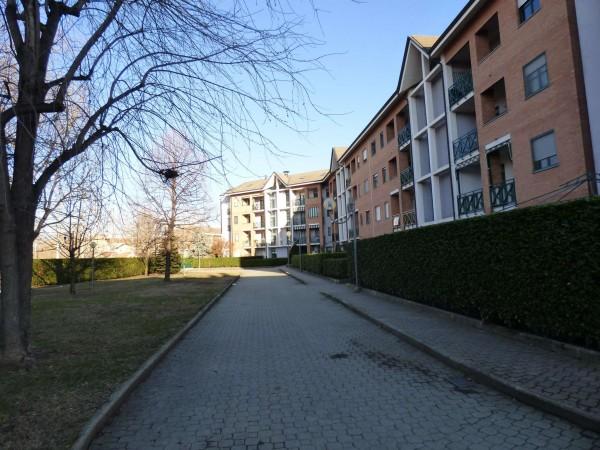 Appartamento in vendita a Borgaro Torinese, Con giardino, 100 mq - Foto 4