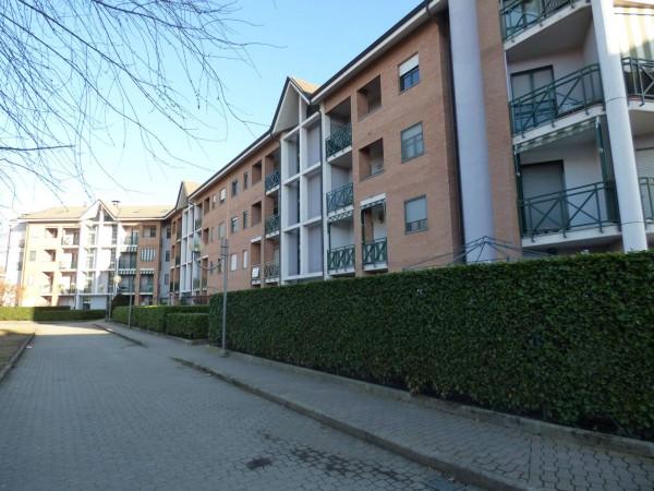 Appartamento in vendita a Borgaro Torinese, Con giardino, 100 mq - Foto 8