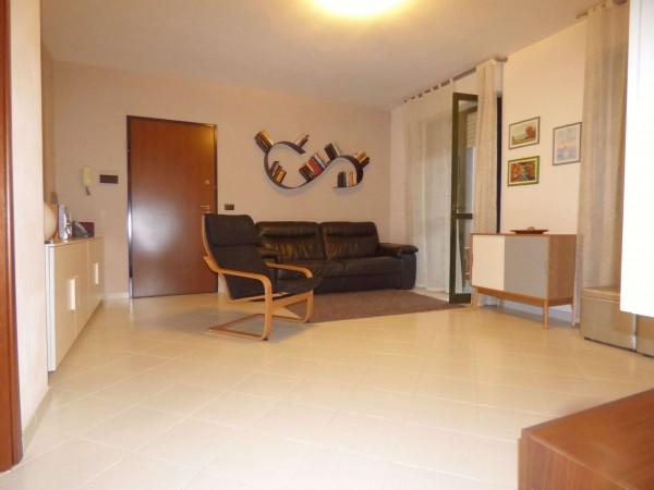 Appartamento in vendita a Borgaro Torinese, Con giardino, 100 mq - Foto 21