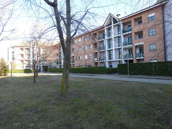 Appartamento in vendita a Borgaro Torinese, Con giardino, 100 mq - Foto 7