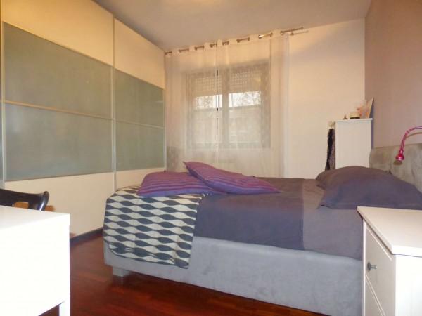 Appartamento in vendita a Borgaro Torinese, Con giardino, 100 mq - Foto 14