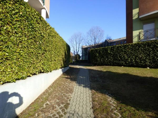 Appartamento in vendita a Borgaro Torinese, Con giardino, 100 mq - Foto 2