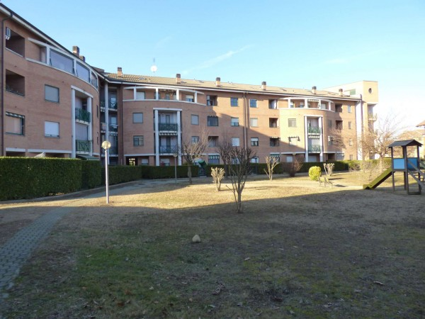 Appartamento in vendita a Borgaro Torinese, Con giardino, 100 mq - Foto 3