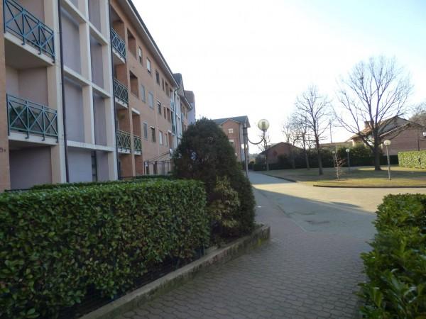 Appartamento in vendita a Borgaro Torinese, Con giardino, 100 mq - Foto 6