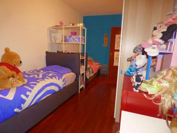 Appartamento in vendita a Borgaro Torinese, Con giardino, 100 mq - Foto 12