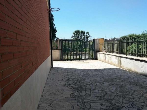 Casa indipendente in vendita a Roma, Casal De Pazzi, Con giardino, 210 mq - Foto 13