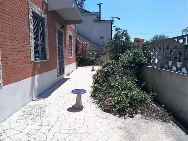 Casa indipendente in vendita a Roma, Casal De Pazzi, Con giardino, 210 mq - Foto 17