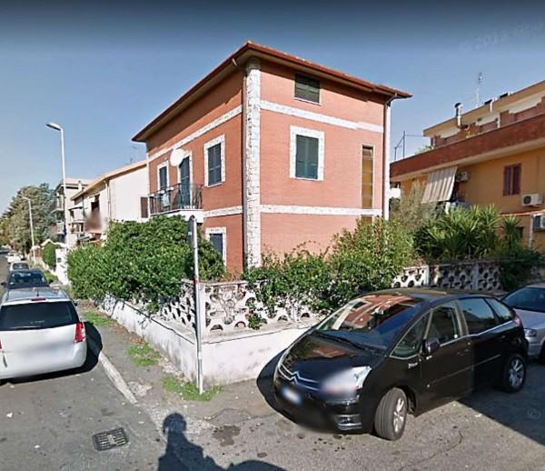 Casa indipendente in vendita a Roma, Casal De Pazzi, Con giardino, 210 mq - Foto 1