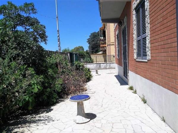 Casa indipendente in vendita a Roma, Casal De Pazzi, Con giardino, 210 mq - Foto 18